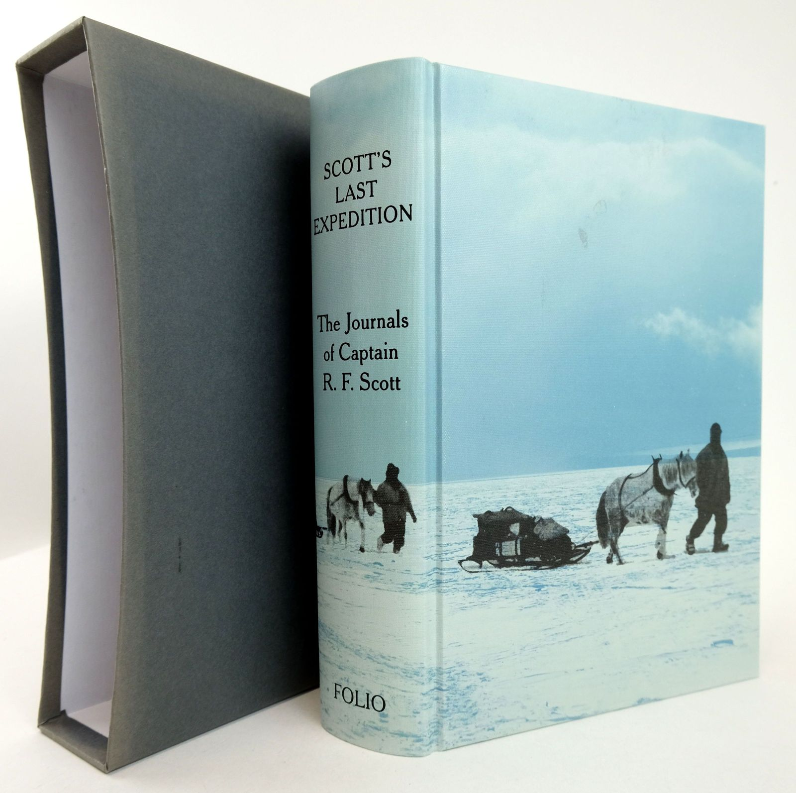 Photo of SCOTT'S LAST EXPEDITION- Stock Number: 1819260