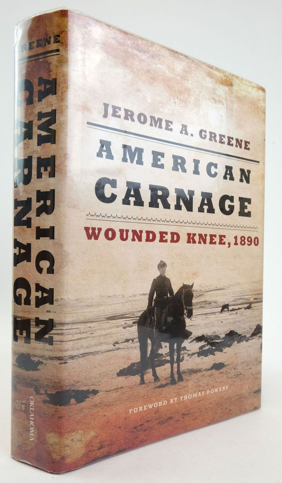 Photo of AMERICAN CARNAGE: WOUNDED KNEE, 1890