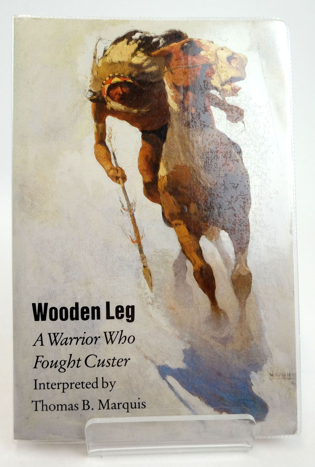 Photo of WOODEN LEG: A WARRIOR WHO FOUGHT CUSTER written by Marquis, Thomas published by University of Nebraska, Bison Books (STOCK CODE: 1819268)  for sale by Stella & Rose's Books
