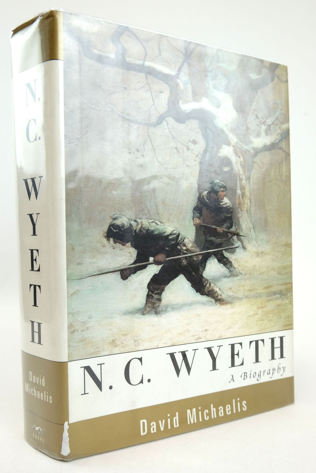 Photo of N.C. WYETH: A BIOGRAPHY