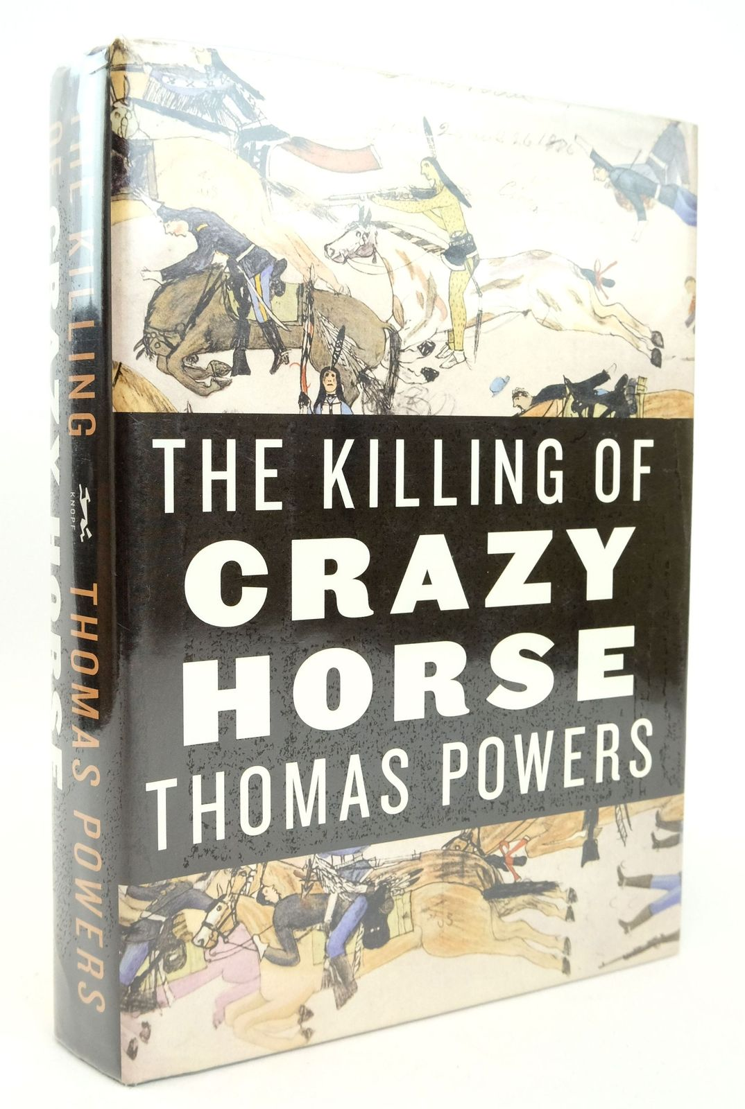 Photo of THE KILLING OF CRAZY HORSE- Stock Number: 1819272