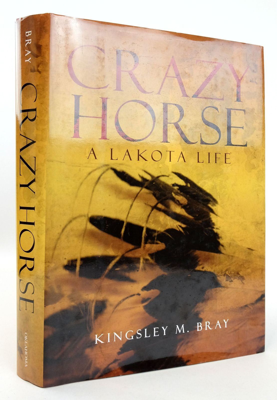 Photo of CRAZY HORSE: A LAKOTA LIFE- Stock Number: 1819277