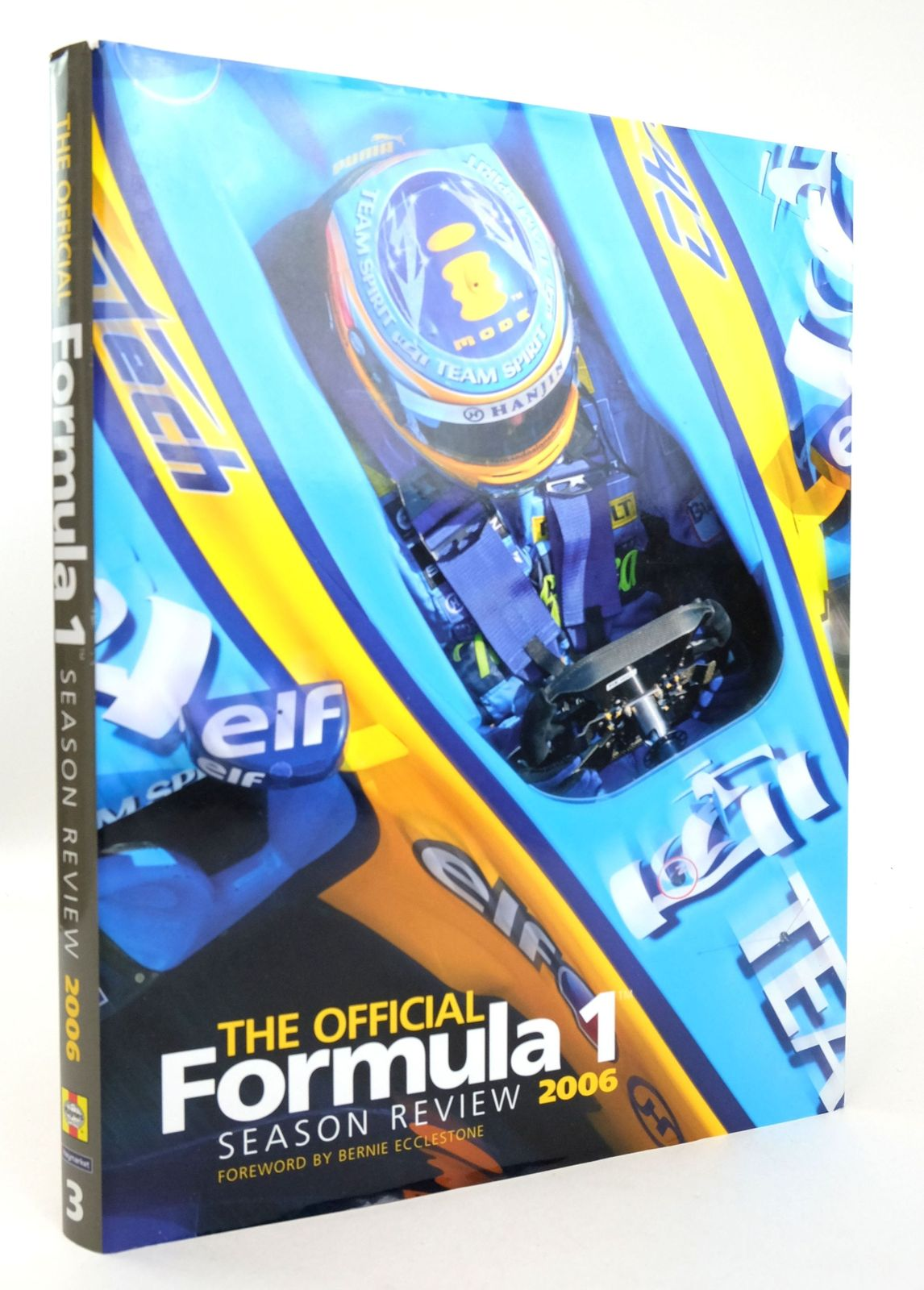 Photo of THE OFFICIAL FORMULA 1 SEASON REVIEW 2006- Stock Number: 1819284
