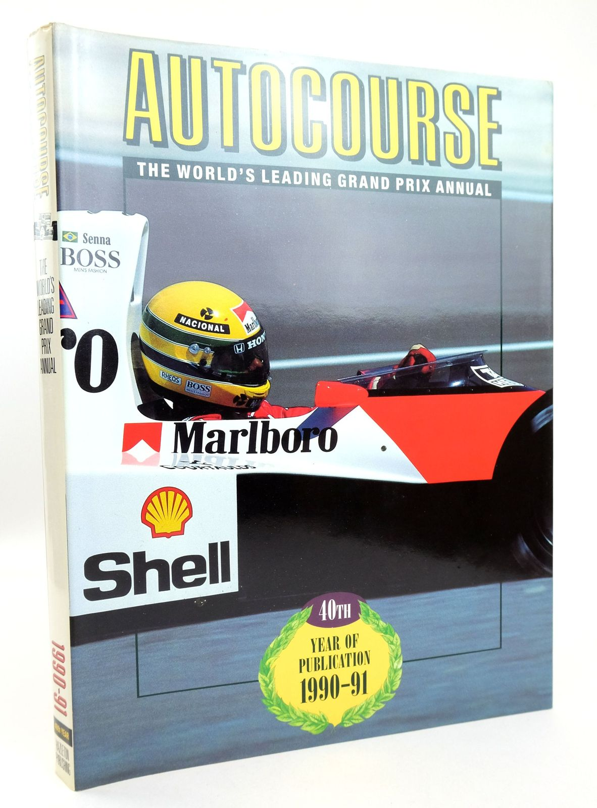 Photo of AUTOCOURSE 1990-91- Stock Number: 1819286