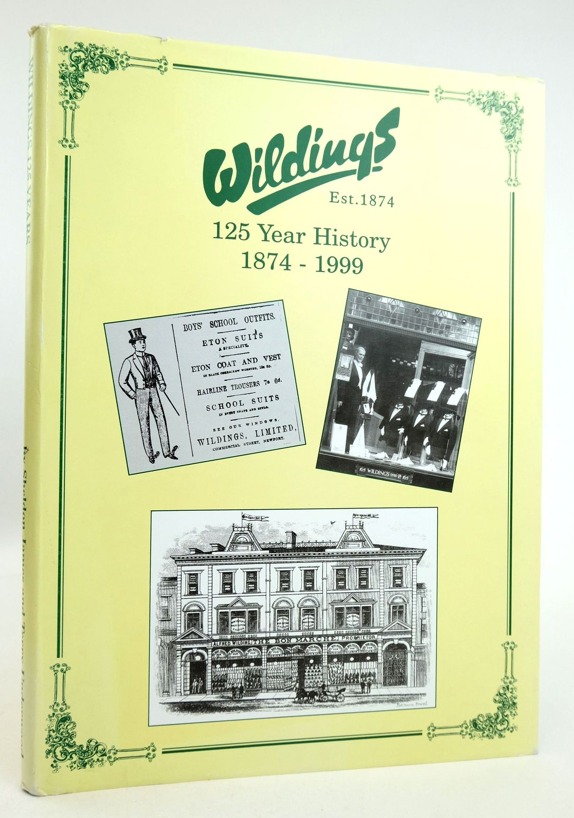 Photo of WILDINGS 125 YEAR HISTORY 1874-1999- Stock Number: 1819287