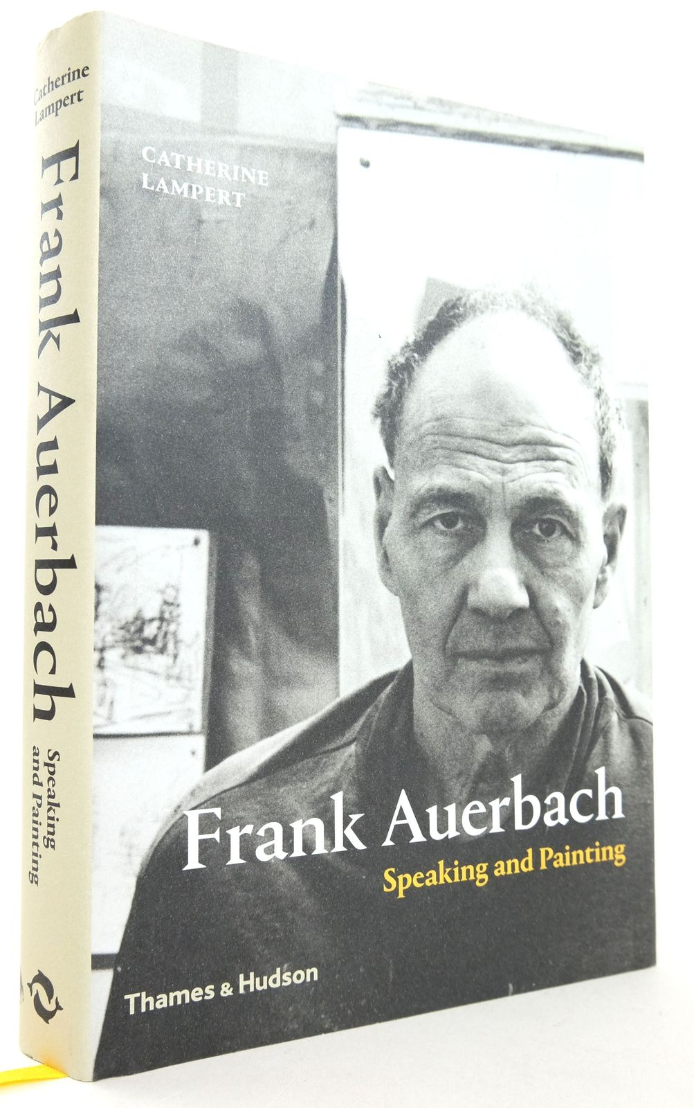 Photo of FRANK AUERBACH: SPEAKING AND PAINTING