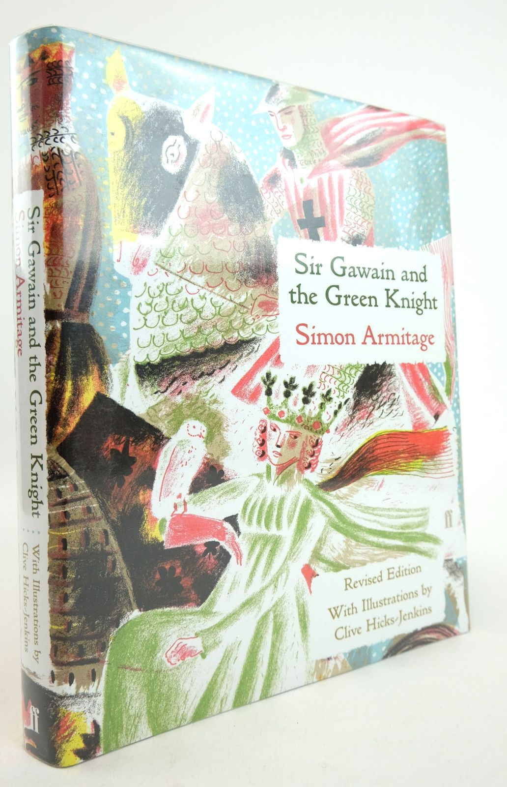 Photo of SIR GAWAIN AND THE GREEN KNIGHT- Stock Number: 1819307