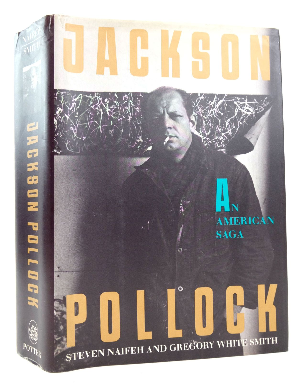Photo of JACKSON POLLOCK: AN AMERICAN SAGA