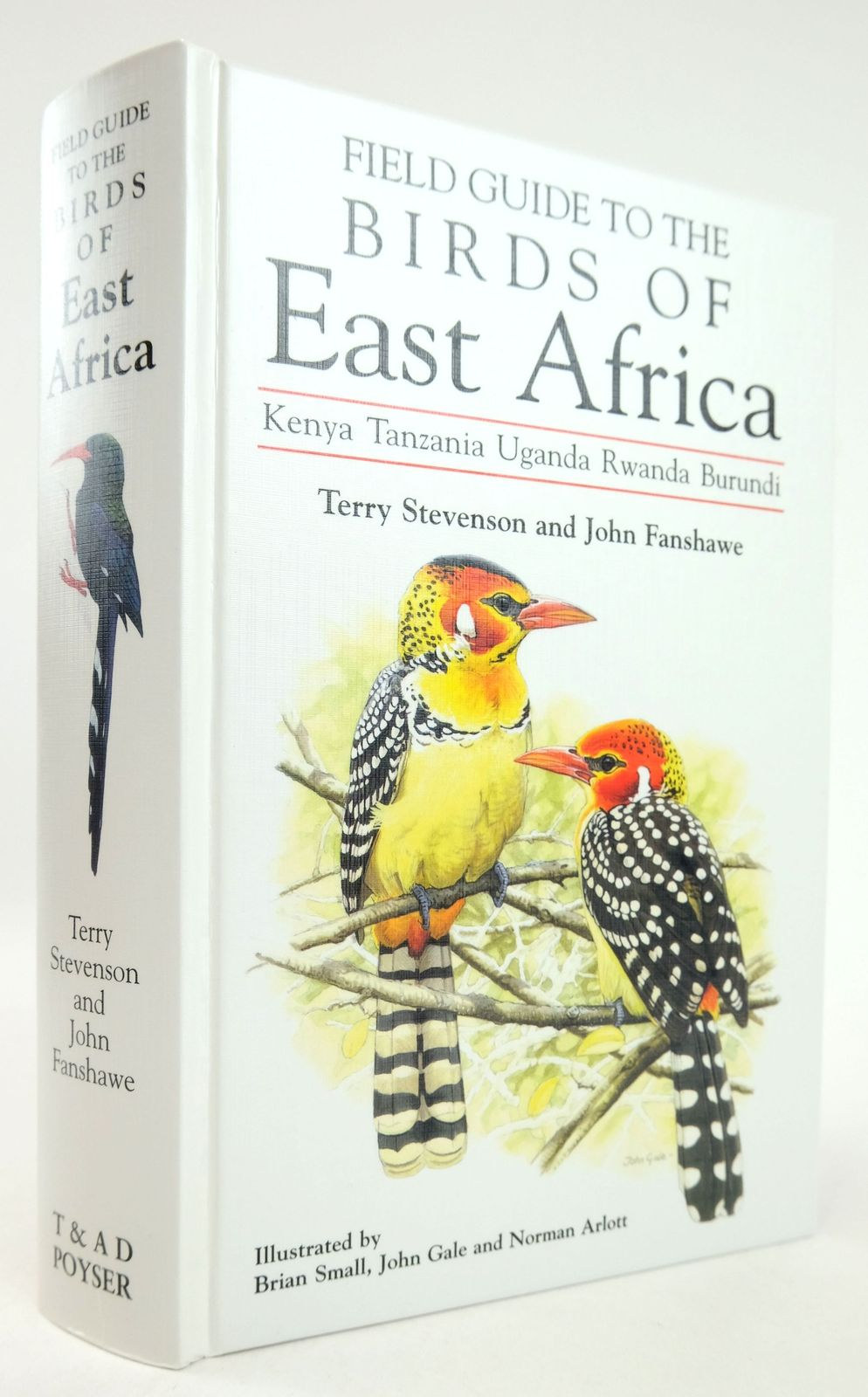 Photo of FIELD GUIDE TO THE BIRDS OF EAST AFRICA- Stock Number: 1819316
