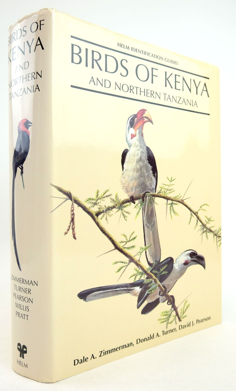 Photo of BIRDS OF KENYA AND NORTHERN TANZANIA (HELM IDENTIFICATION GUIDES) written by Zimmerman, Dale A. Turner, Donald A. Pearson, David J. illustrated by Zimmerman, Dale A. Willis, Ian Pratt, H. Douglas published by Christopher Helm (STOCK CODE: 1819317)  for sale by Stella & Rose's Books