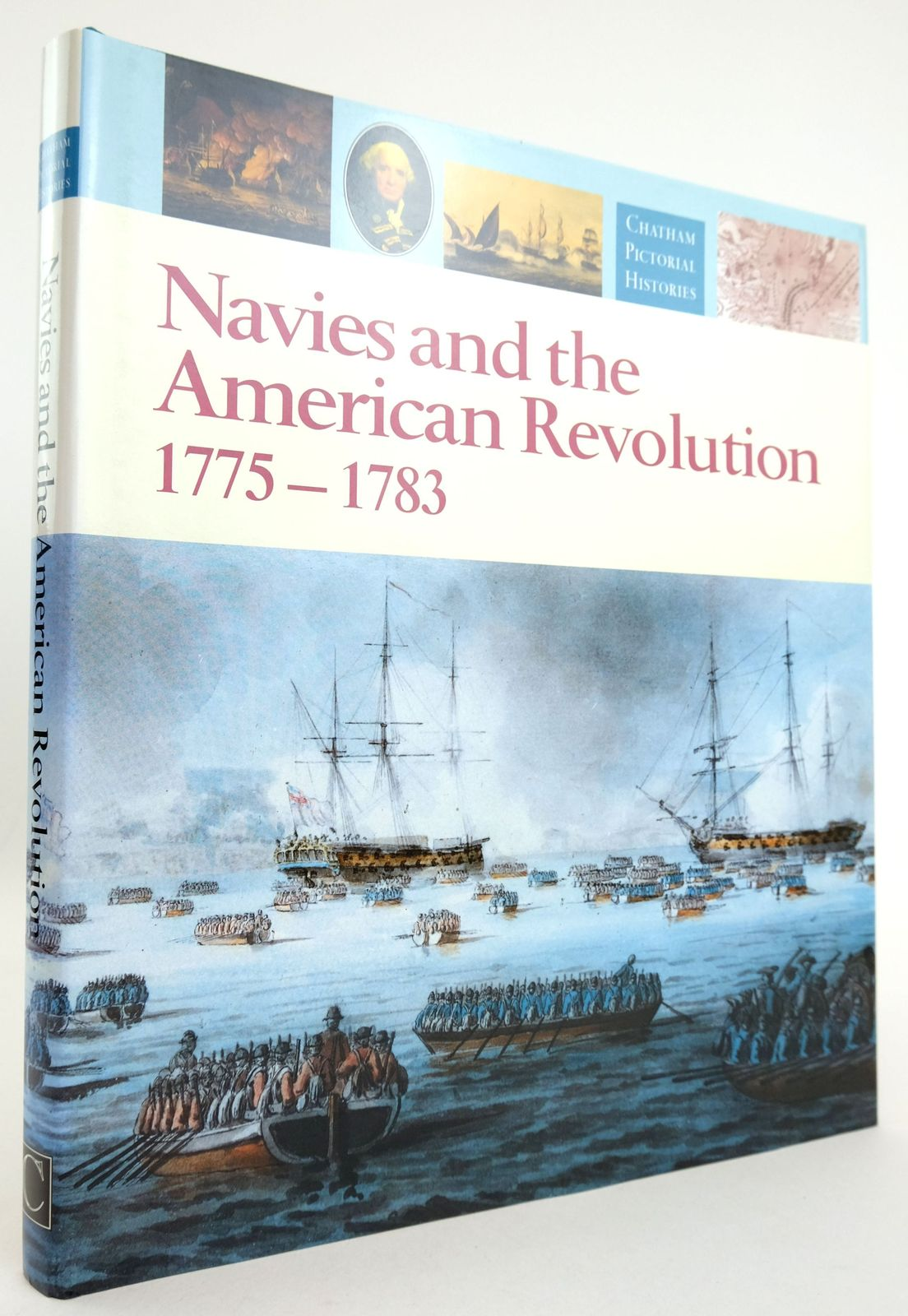 Photo of NAVIES AND THE AMERICAN REVOLUTION 1775-1783