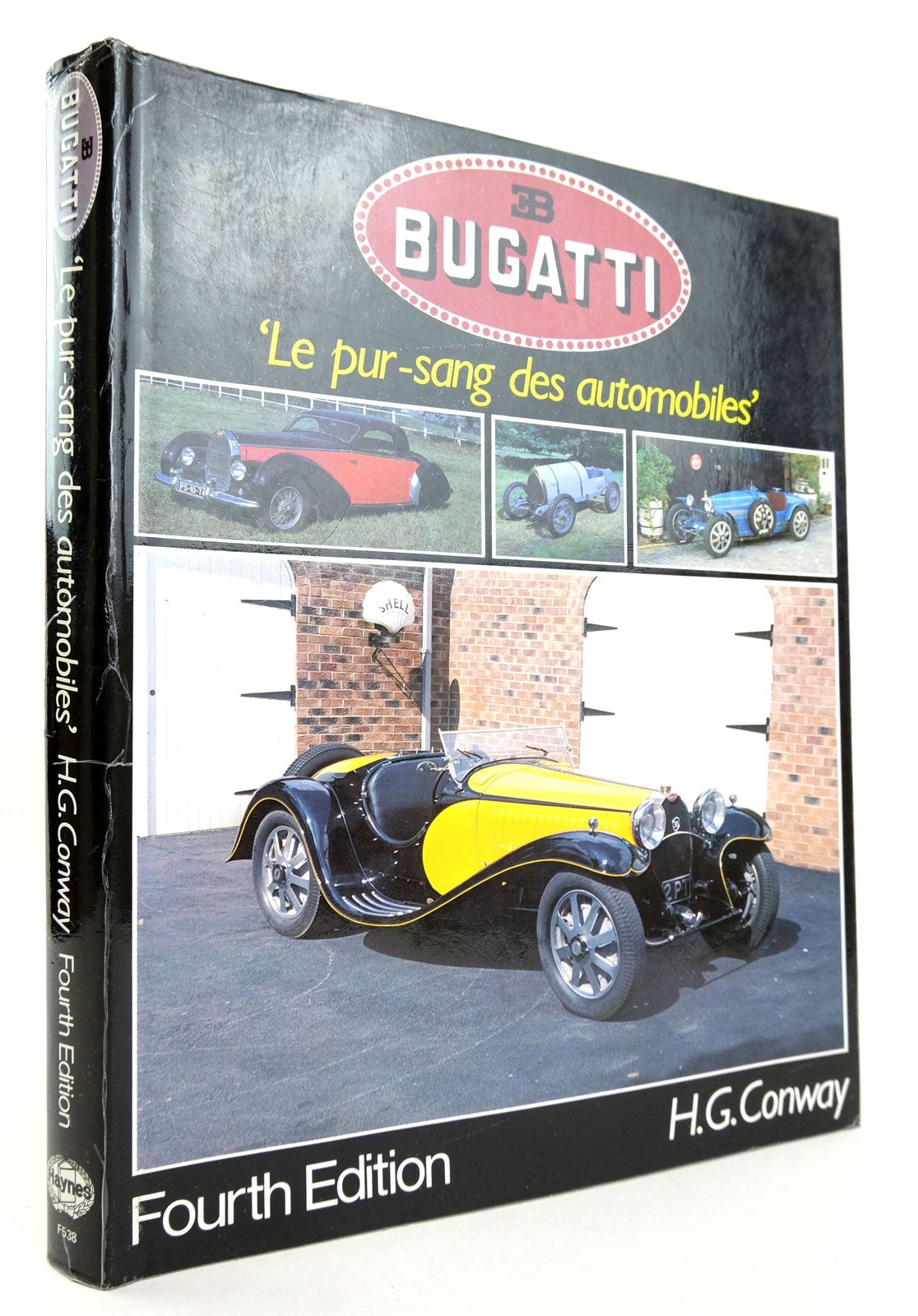 Photo of BUGATTI LE PUR-SANG DES AUTOMOBILES- Stock Number: 1819329