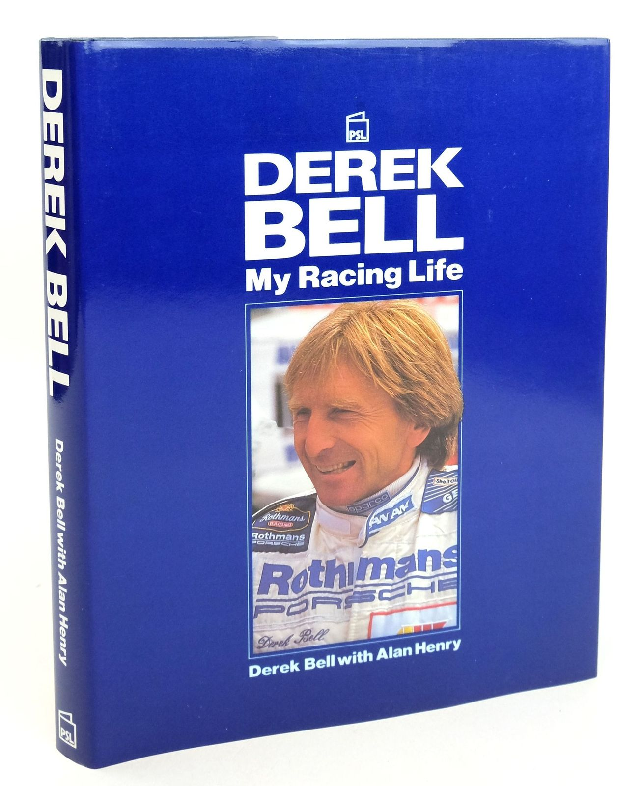 Photo of DEREK BELL MY RACING LIFE written by Bell, Derek published by Patrick Stephens (STOCK CODE: 1819341)  for sale by Stella & Rose's Books