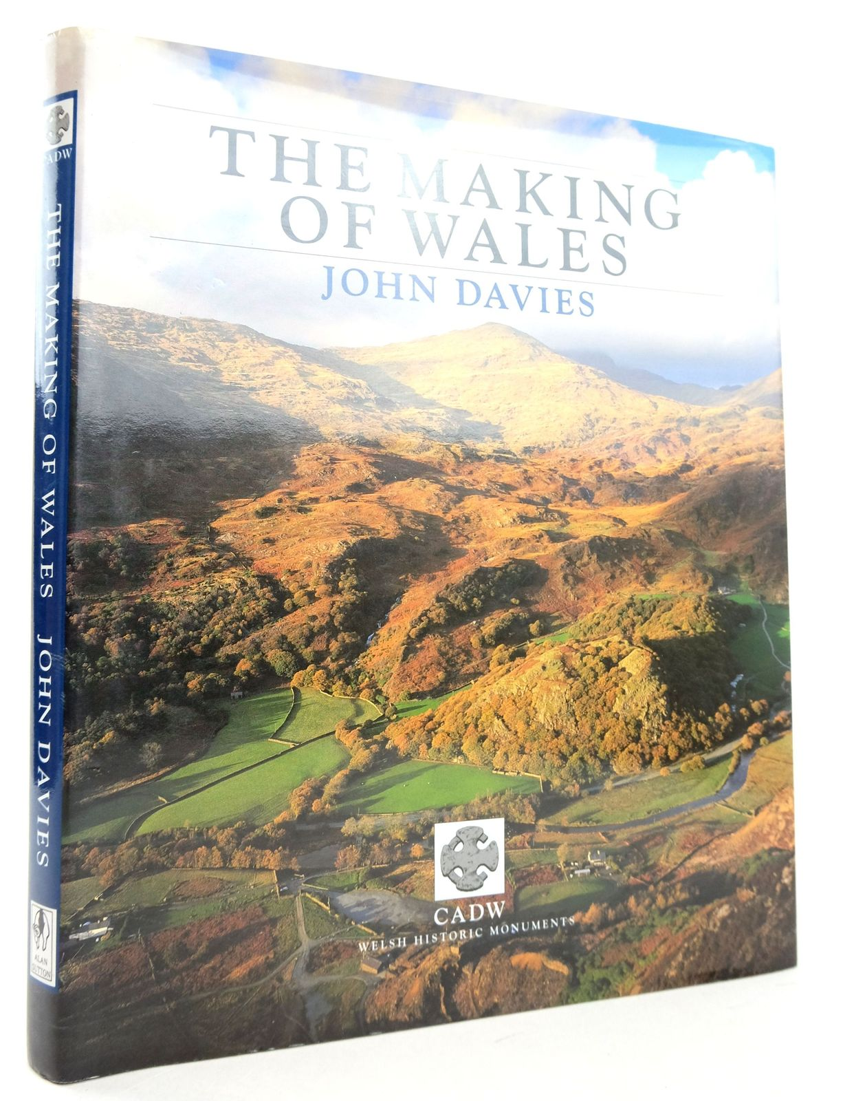 Photo of THE MAKING OF WALES written by Davies, John published by Alan Sutton (STOCK CODE: 1819345)  for sale by Stella & Rose's Books