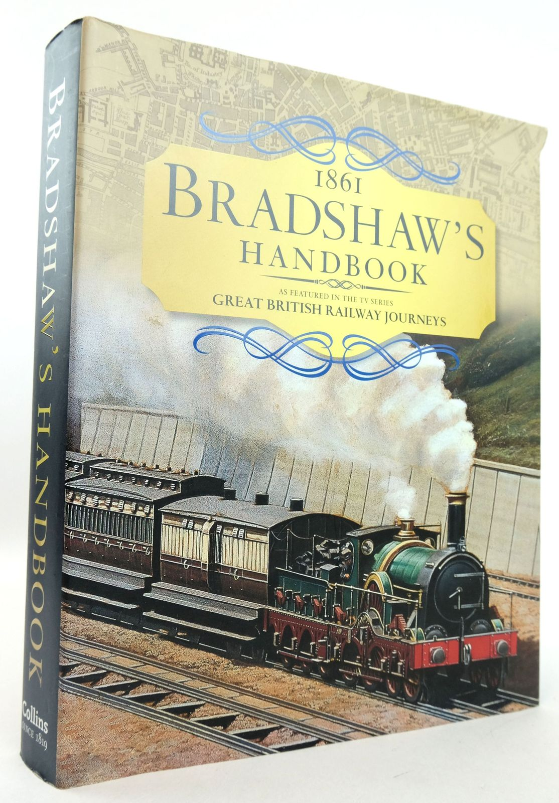 Photo of BRADSHAW'S DESCRIPTIVE RAILWAY HAND-BOOK OF GREAT BRITAIN AND IRELAND 1861- Stock Number: 1819348