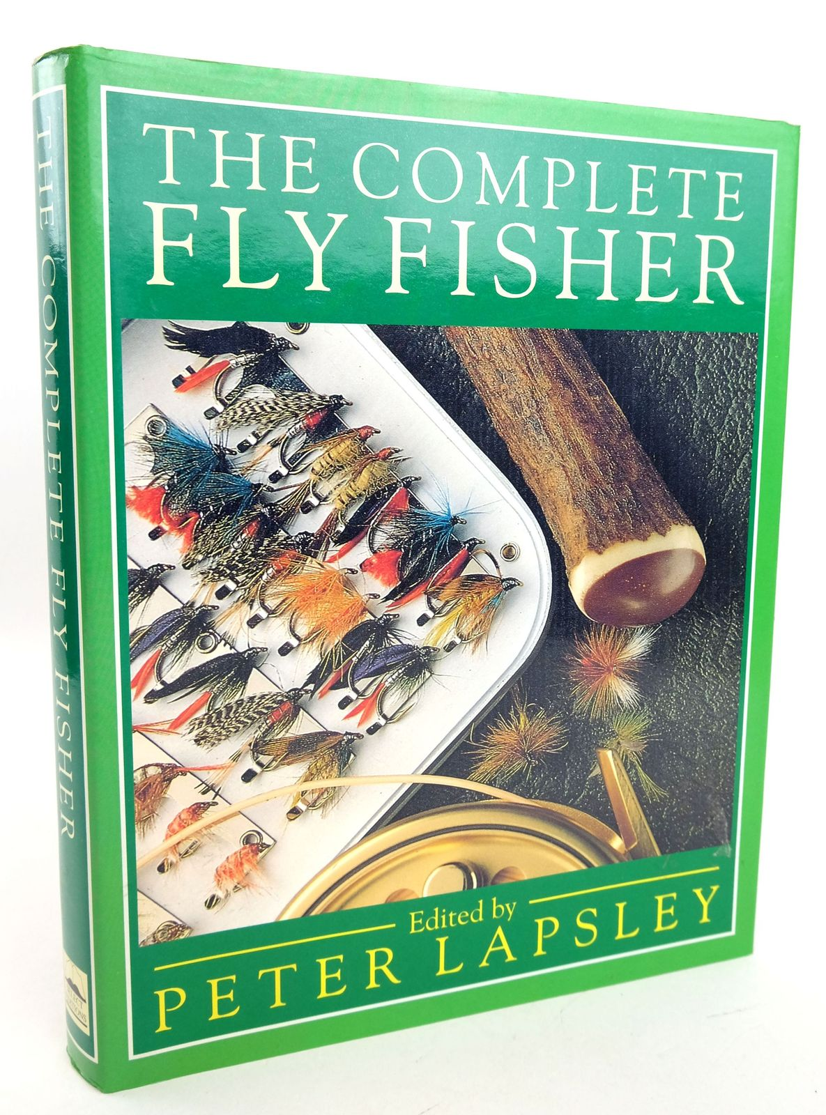 Photo of THE COMPLETE FLY FISHER written by Lapsley, Peter published by Select Editions (STOCK CODE: 1819350)  for sale by Stella & Rose's Books