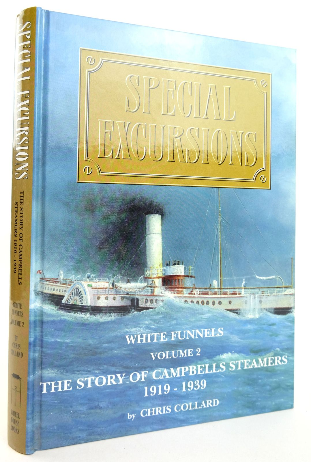 Photo of SPECIAL EXCURSIONS WHITE FUNNELS VOLUME 2- Stock Number: 1819360