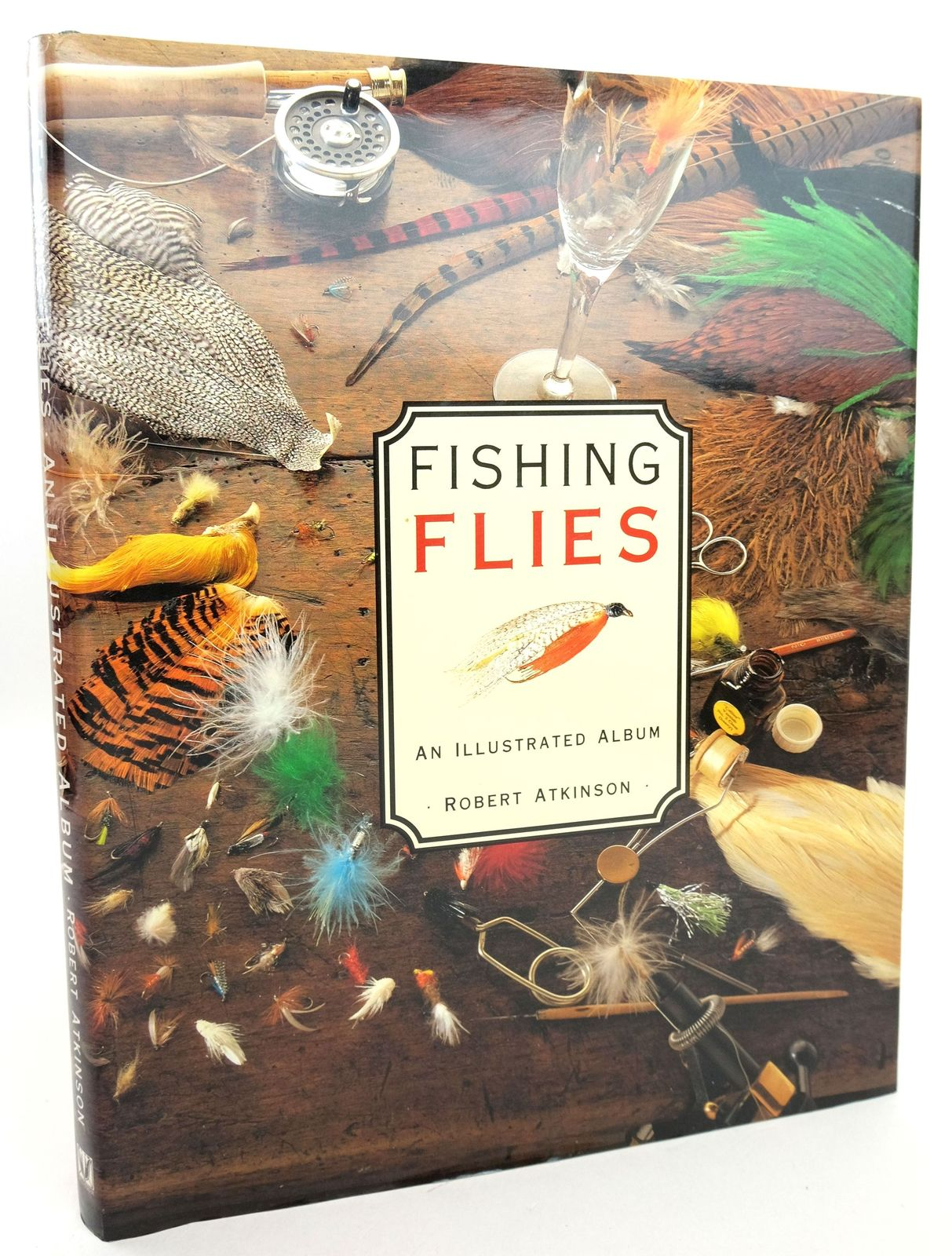 Photo of FISHING FLIES: AN ILLUSTRATED ALBUM- Stock Number: 1819364