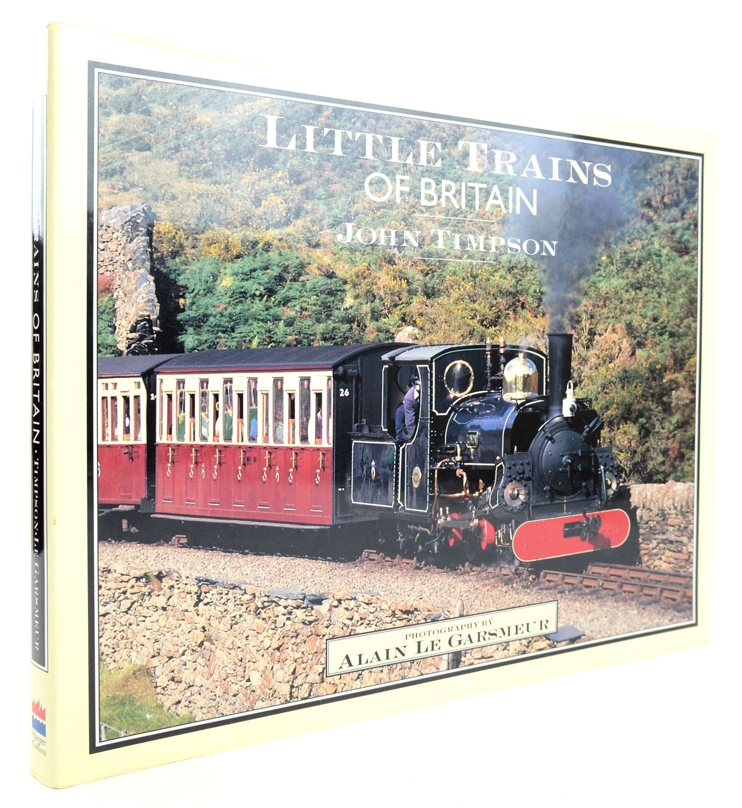 Photo of LITTLE TRAINS OF BRITAIN- Stock Number: 1819367
