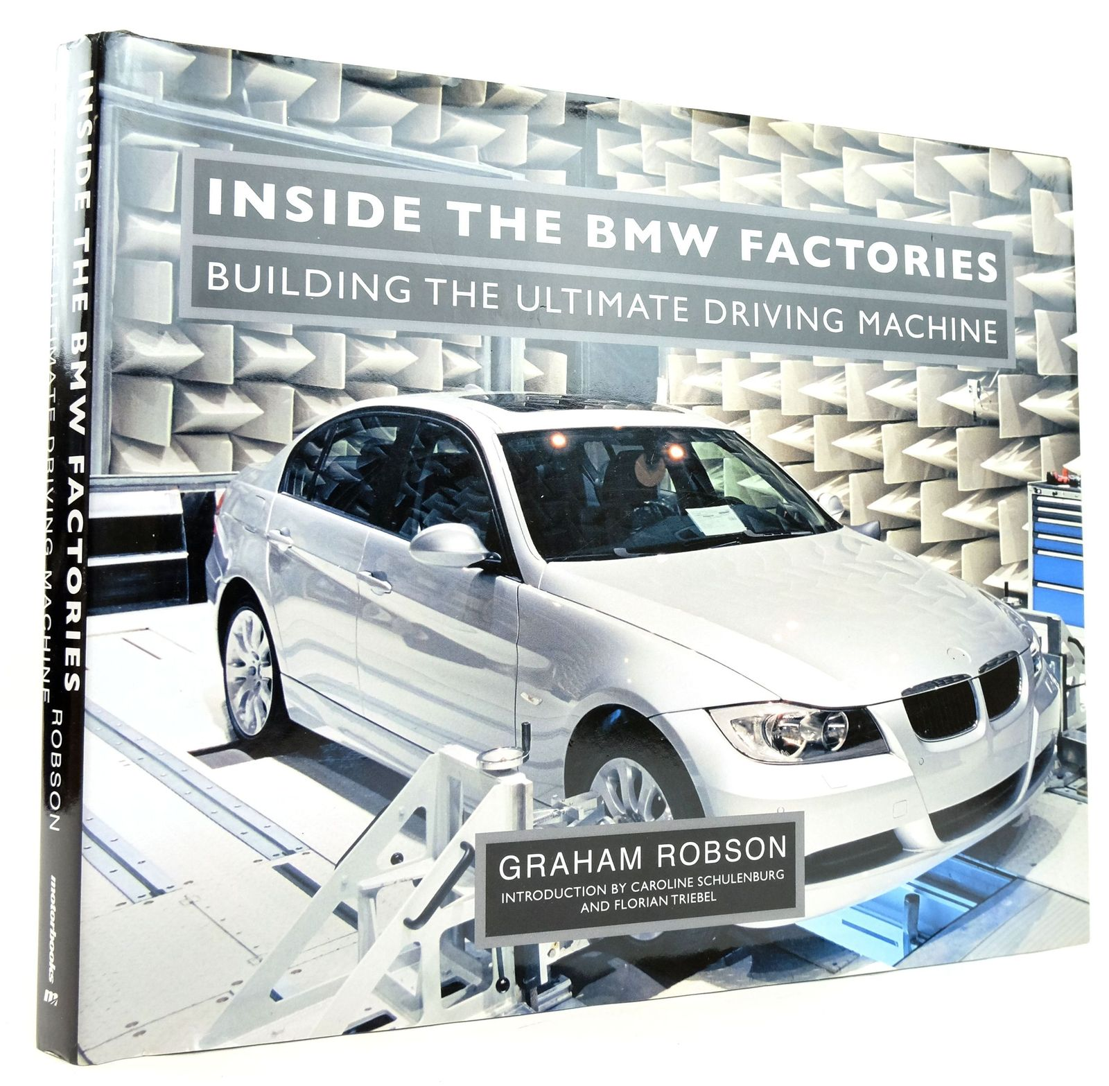 Photo of INSIDE THE BMW FACTORIES: BUILDING THE ULTIMATE DRIVING MACHINE written by Robson, Graham published by Motorbooks (STOCK CODE: 1819368)  for sale by Stella & Rose's Books