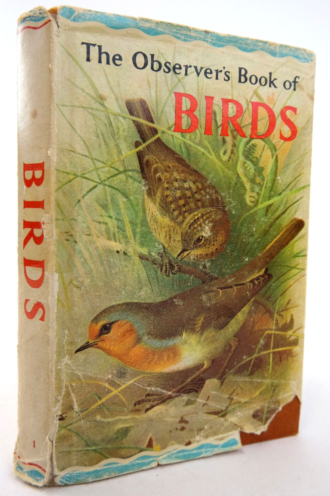 Photo of THE OBSERVER'S BOOK OF BIRDS- Stock Number: 1819369