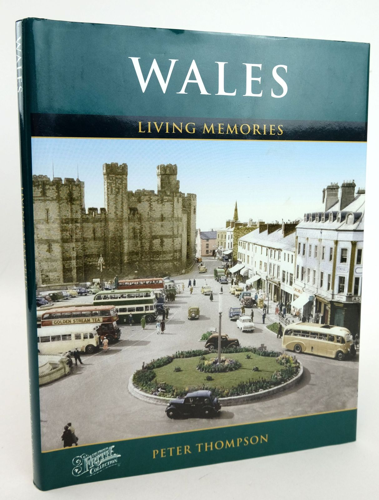 Photo of WALES: LIVING MEMORIES written by Thompson, Peter published by The Francis Frith Collection (STOCK CODE: 1819379)  for sale by Stella & Rose's Books