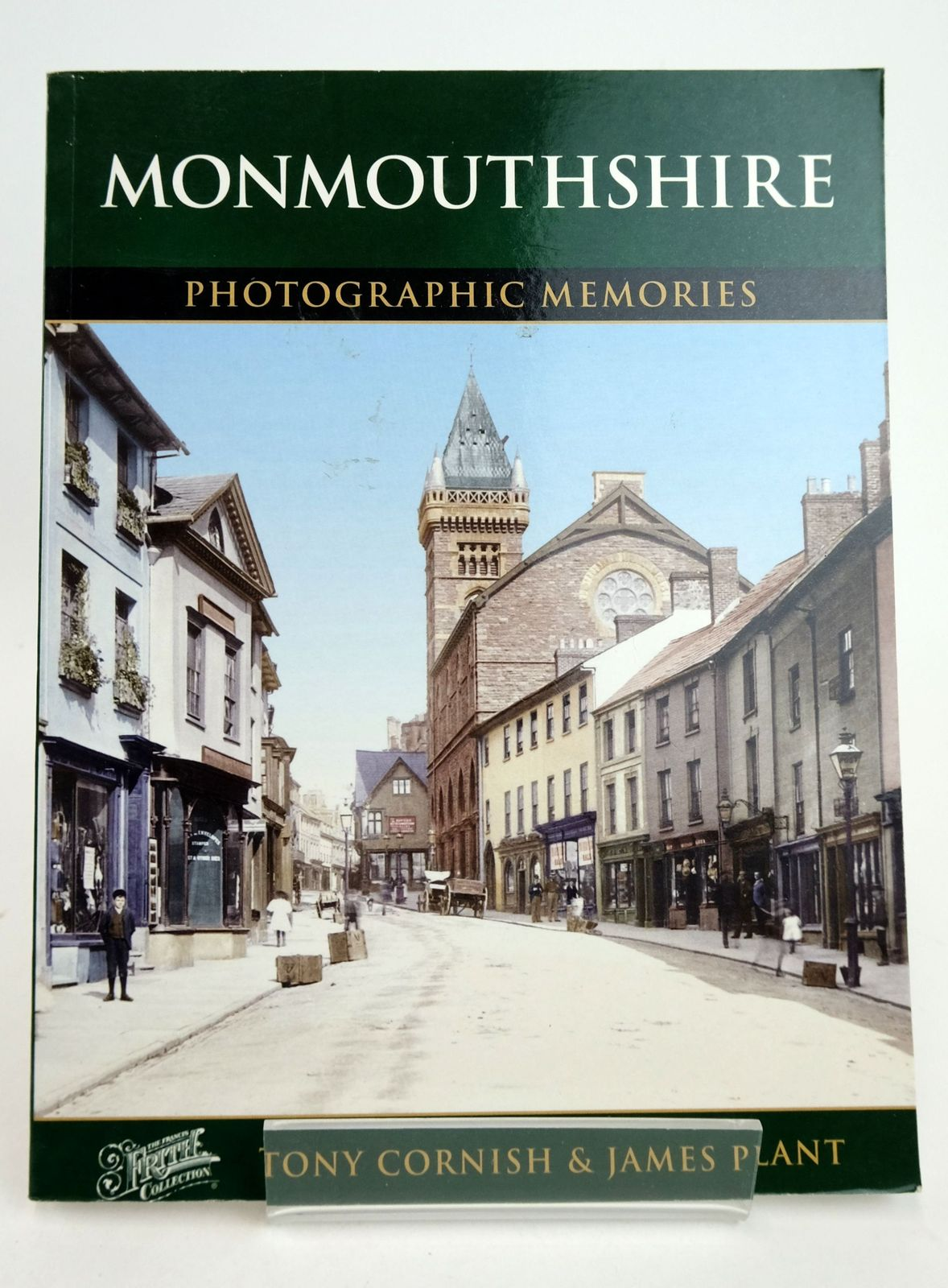 Photo of FRANCIS FRITH'S MONMOUTHSHIRE written by Cornish, Tony Plant, James published by Frith Book Company (STOCK CODE: 1819380)  for sale by Stella & Rose's Books