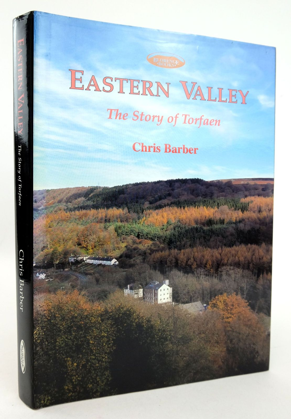 Photo of EASTERN VALLEY: THE STORY OF TORFAEN written by Barber, Chris published by Blorenge Books (STOCK CODE: 1819383)  for sale by Stella & Rose's Books