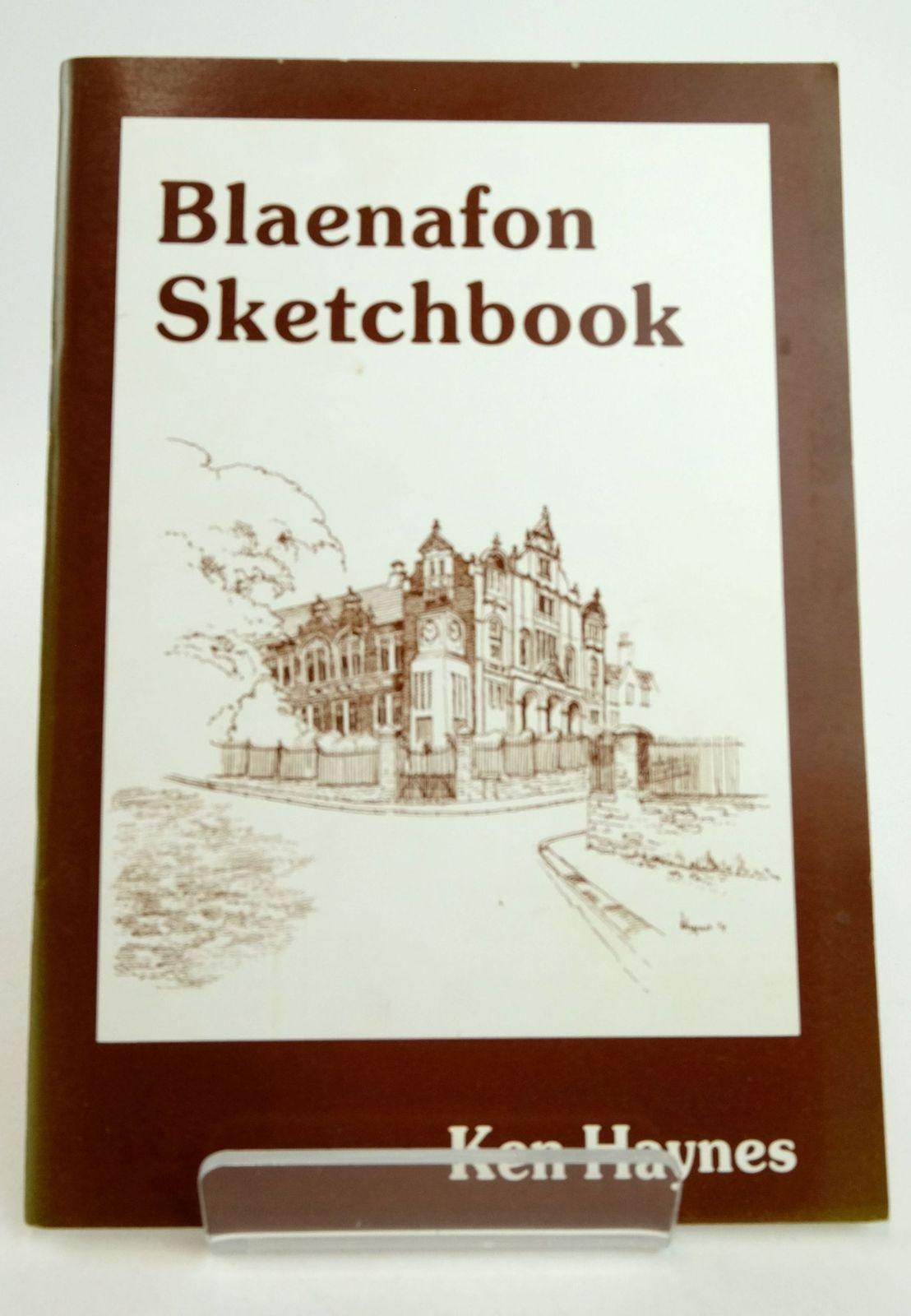 Photo of BLAENAFON SKETCHBOOK- Stock Number: 1819384
