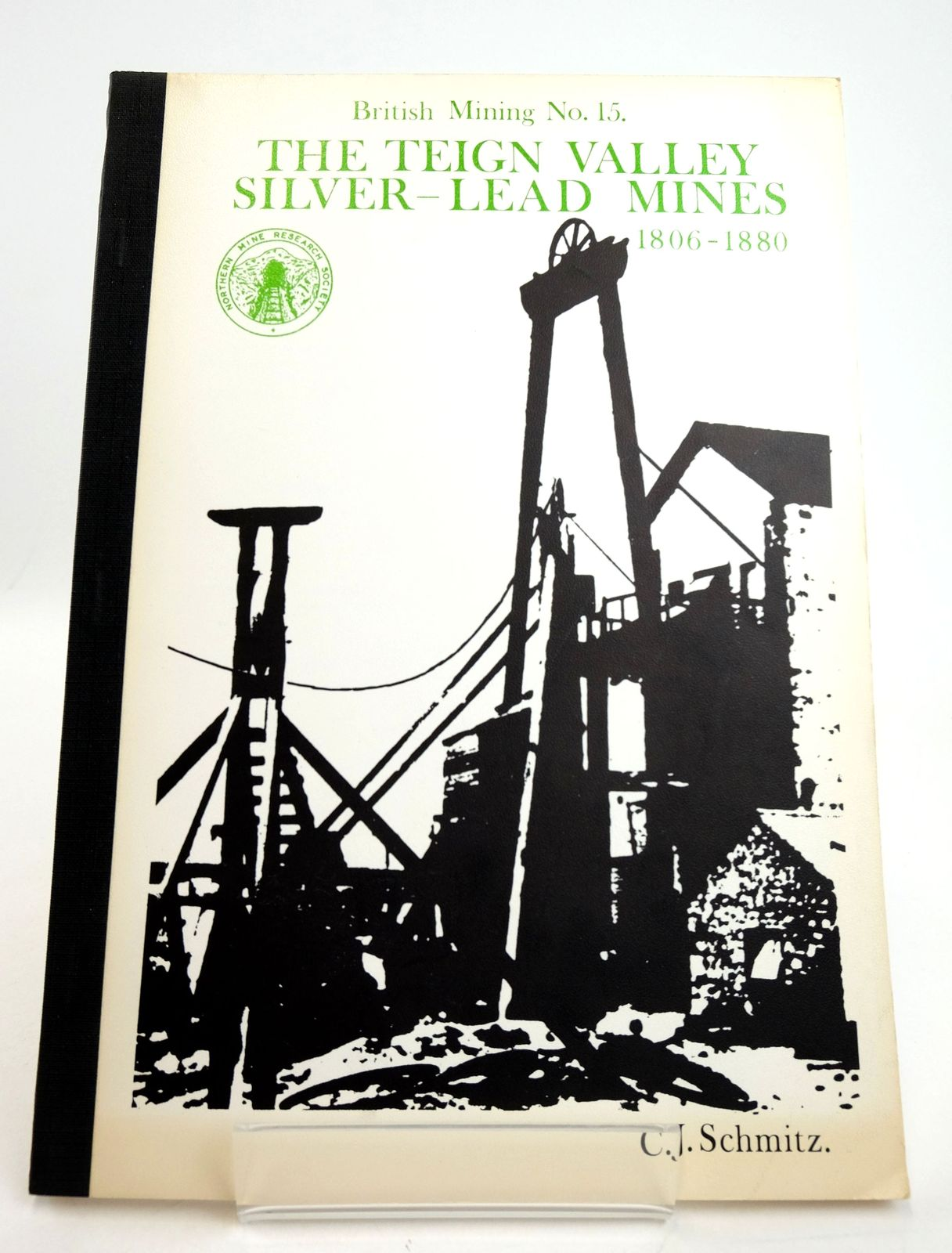 Photo of BRITISH MINING No.15: THE TEIGN VALLEY SILVER-LEAD MINES 1806-1880- Stock Number: 1819386