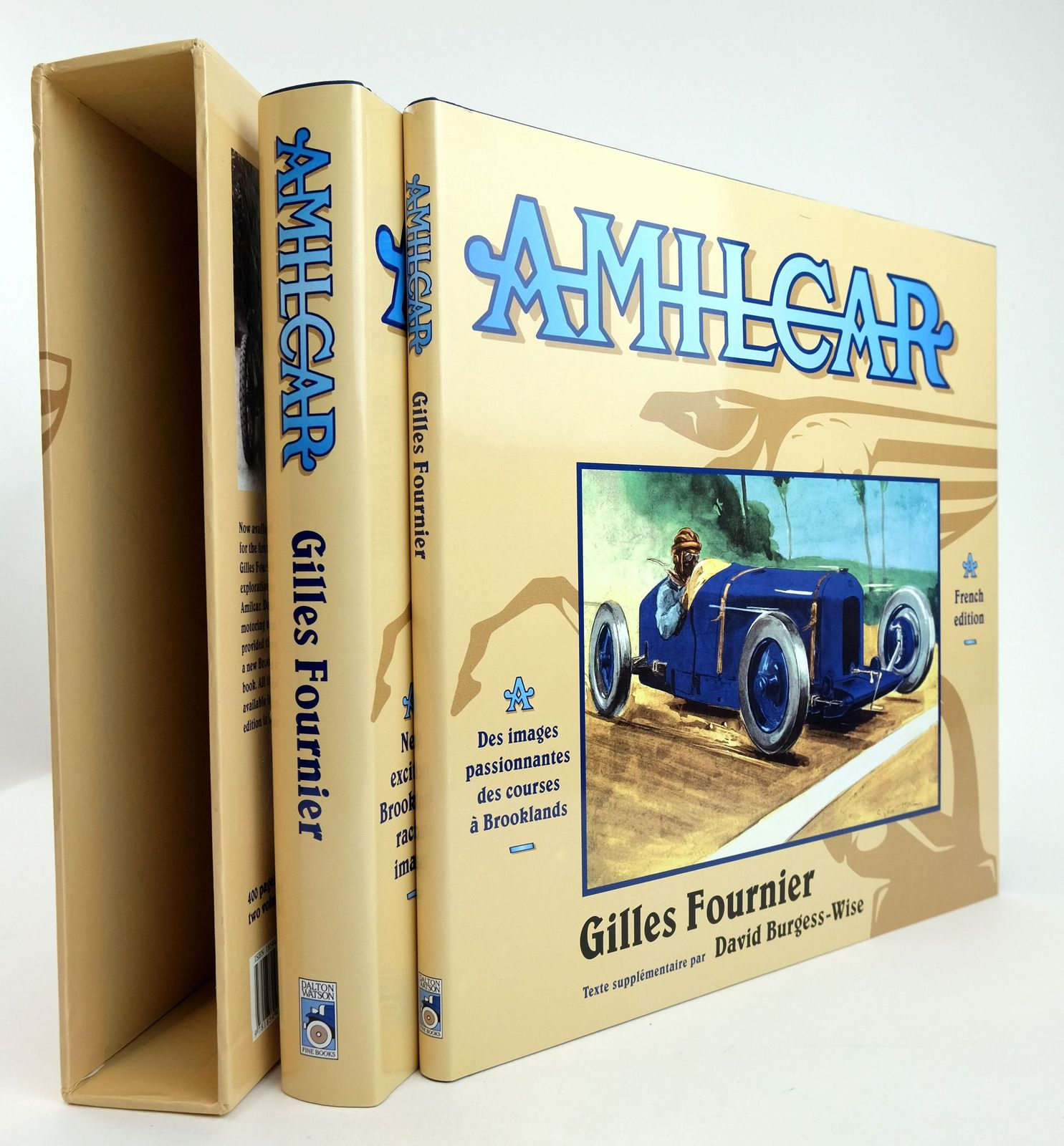 Photo of AMILCAR (TWO VOLUMES)- Stock Number: 1819401