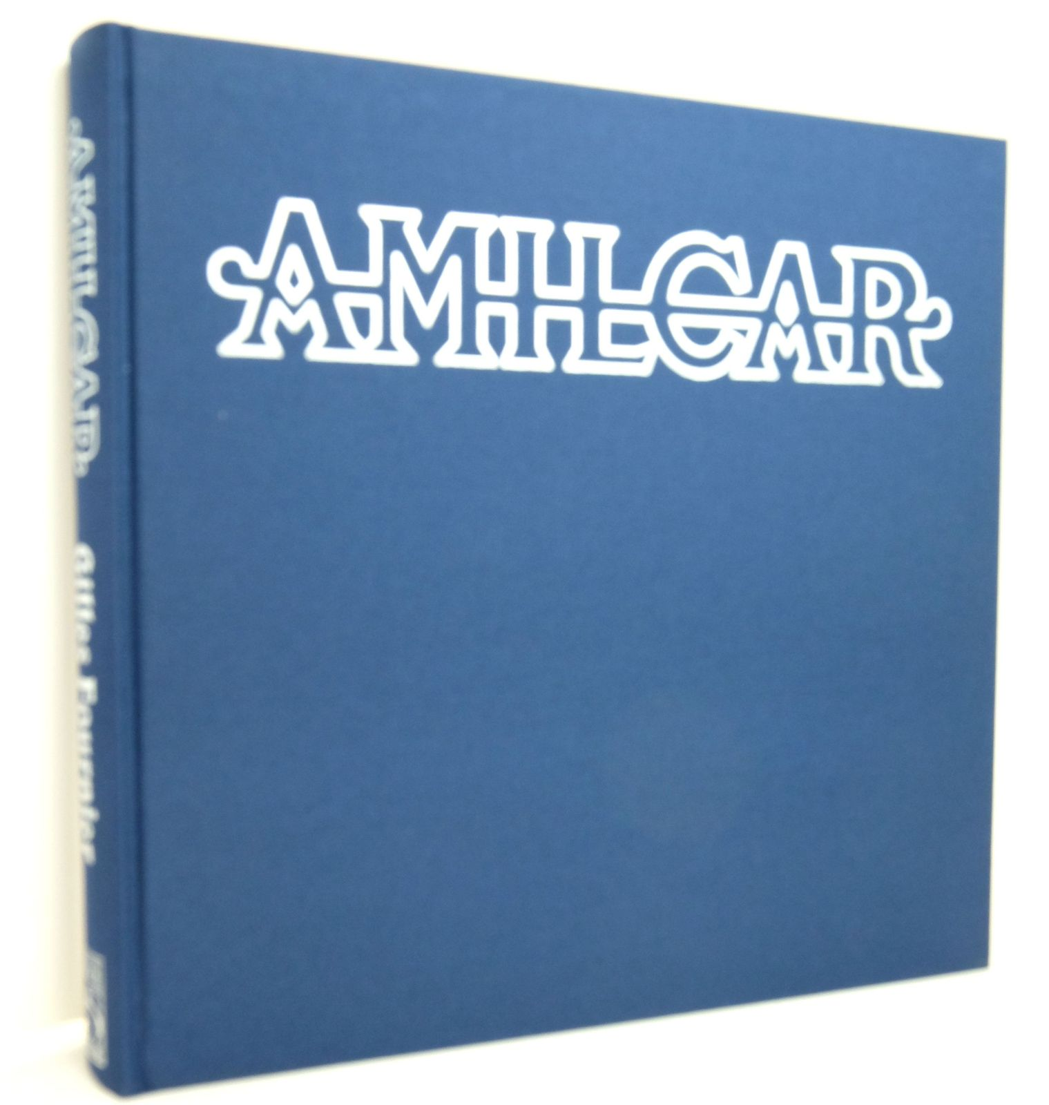 Photo of AMILCAR (TWO VOLUMES) written by Fournier, Gilles