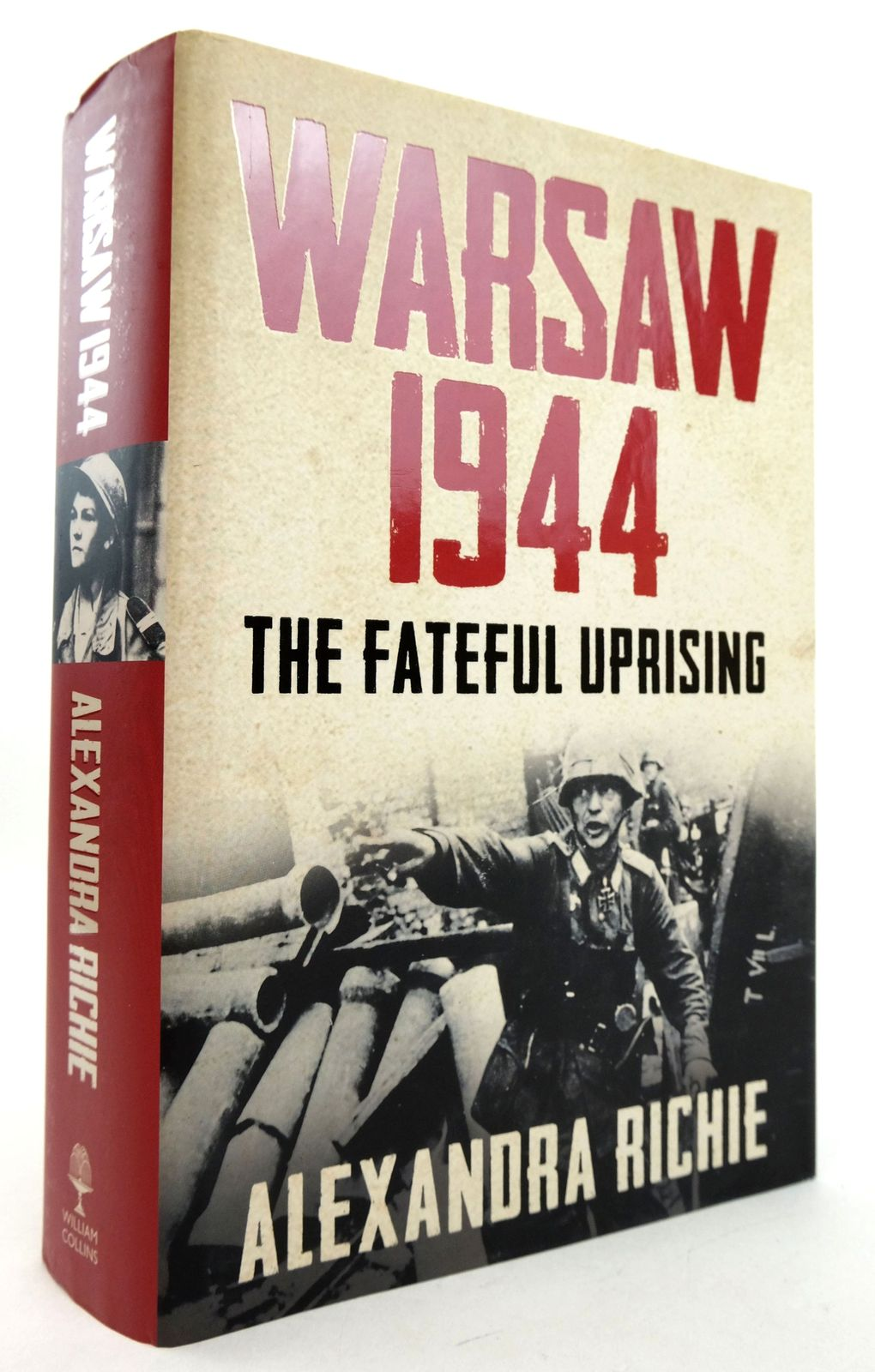 Photo of WARSAW 1944: THE FATEFUL UPRISING- Stock Number: 1819405