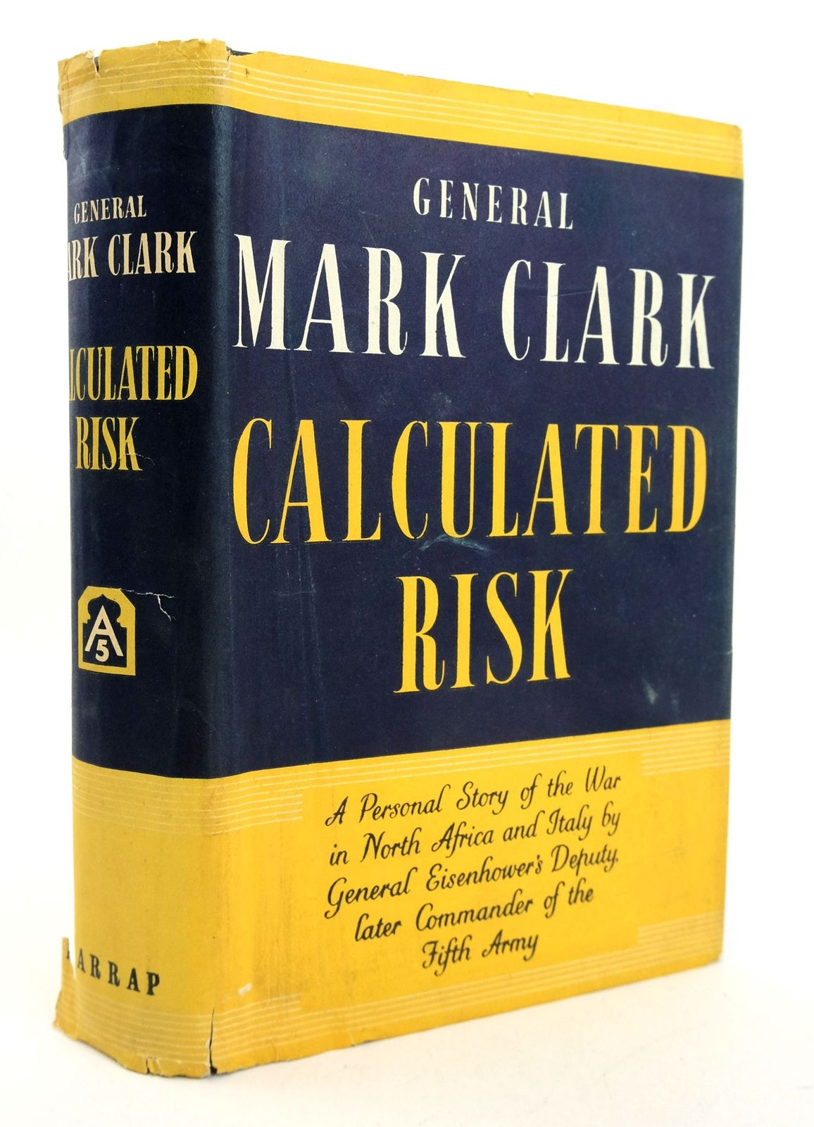 Photo of CALCULATED RISK- Stock Number: 1819408