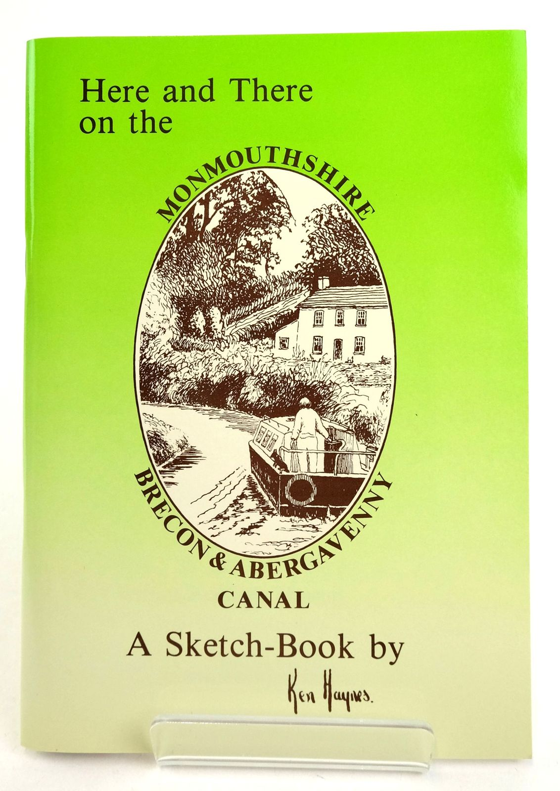 Photo of HERE AND THERE ON THE MONMOUTHSHIRE & BRECON CANAL- Stock Number: 1819416