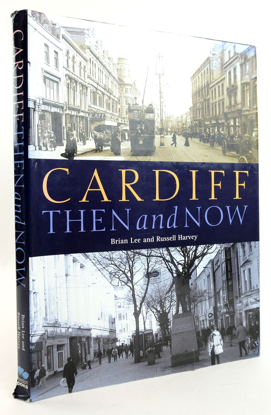 Photo of CARDIFF THEN AND NOW- Stock Number: 1819424