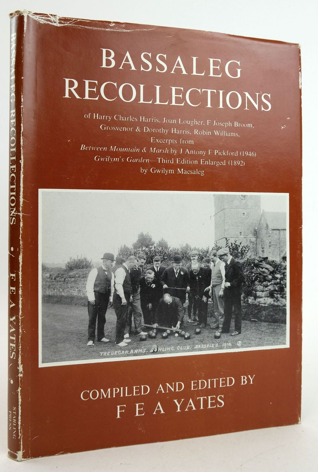 Photo of BASSALEG RECOLLECTIONS- Stock Number: 1819428