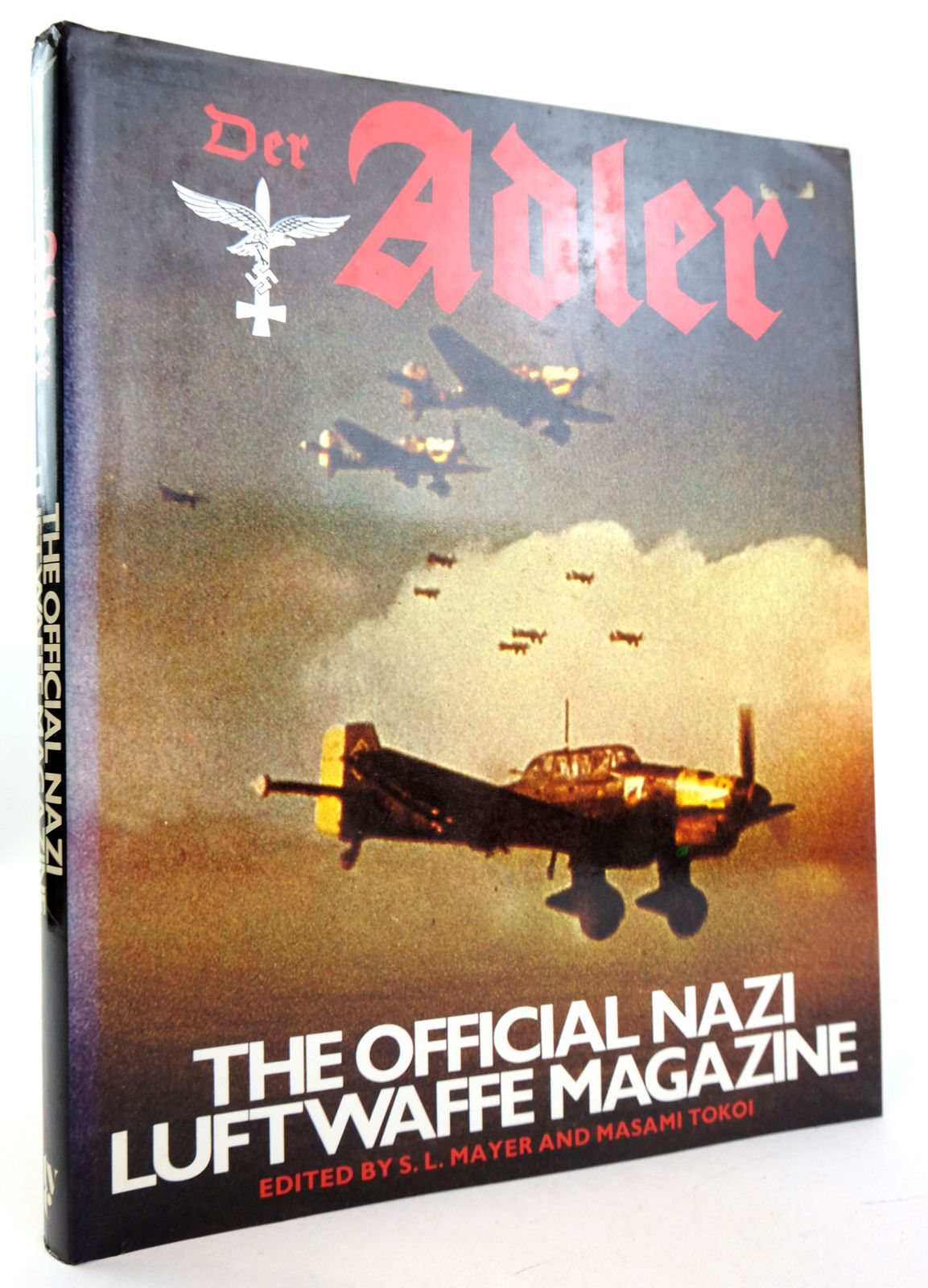 Photo of DER ADLER: THE OFFICIAL NAZI LUFTWAFFE MAGAZINE- Stock Number: 1819430