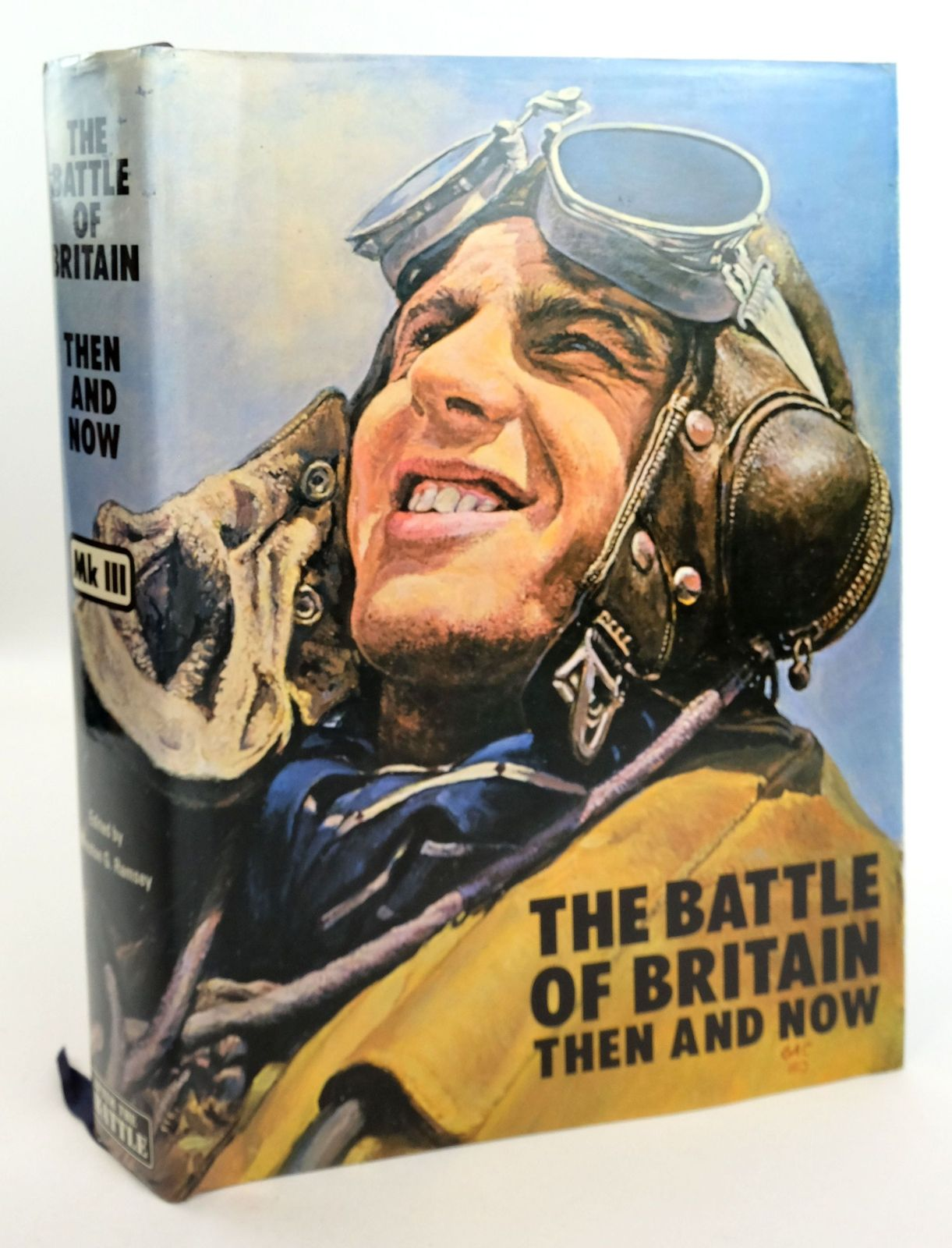 Photo of THE BATTLE OF BRITAIN THEN AND NOW written by Ramsey, Winston G. published by Battle of Britain Prints International Ltd. (STOCK CODE: 1819433)  for sale by Stella & Rose's Books