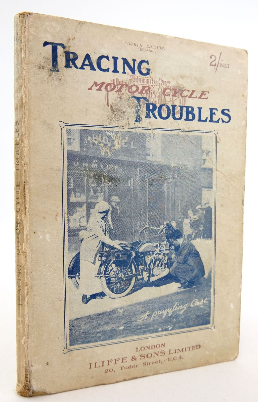Photo of TRACING MOTOR CYCLE TROUBLES- Stock Number: 1819440