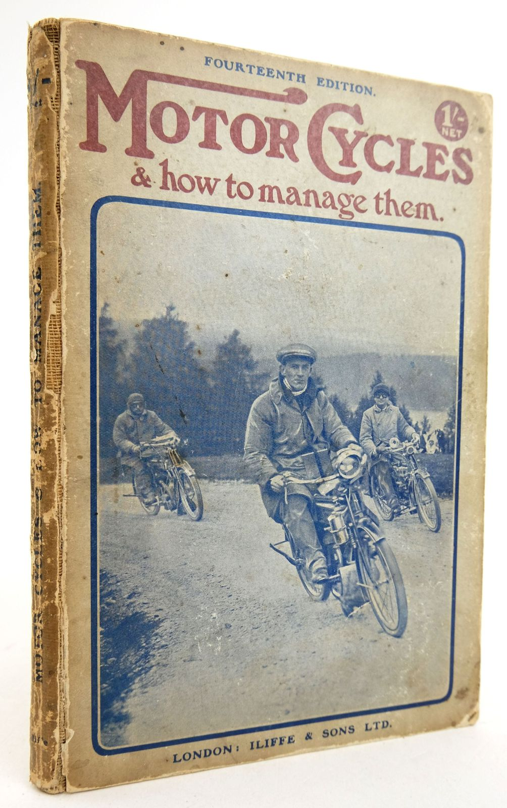 Photo of MOTOR CYCLES AND HOW TO MANAGE THEM- Stock Number: 1819443