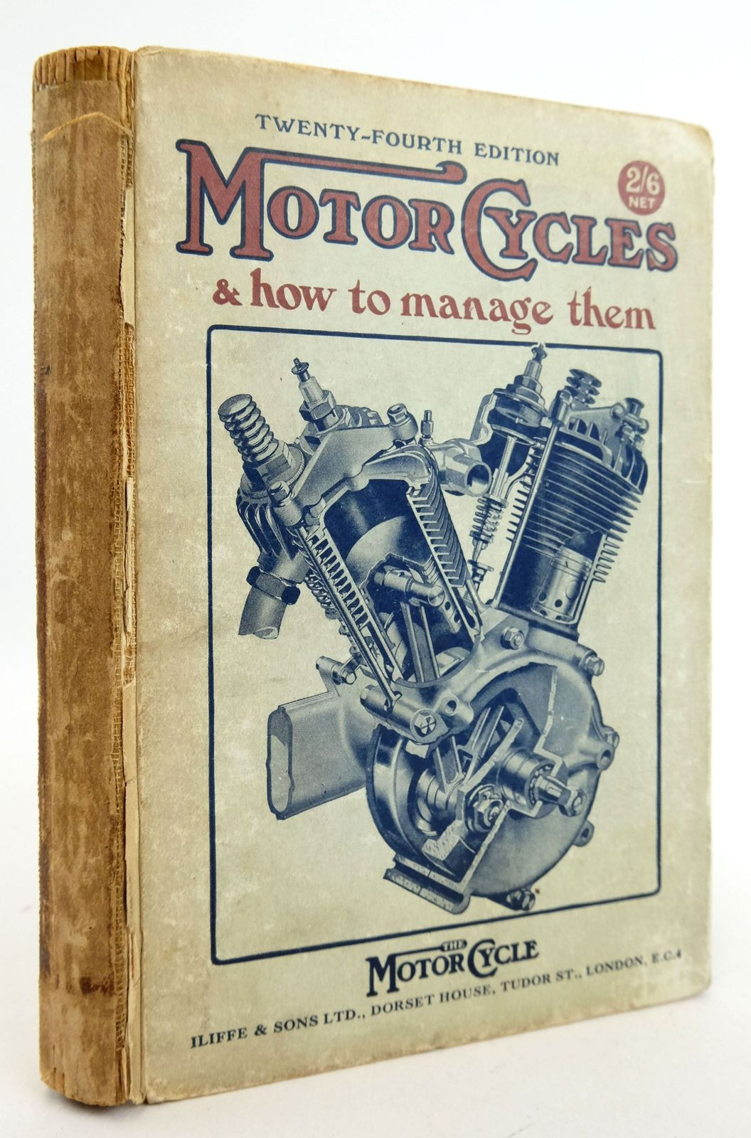 Photo of MOTOR CYCLES AND HOW TO MANAGE THEM- Stock Number: 1819446