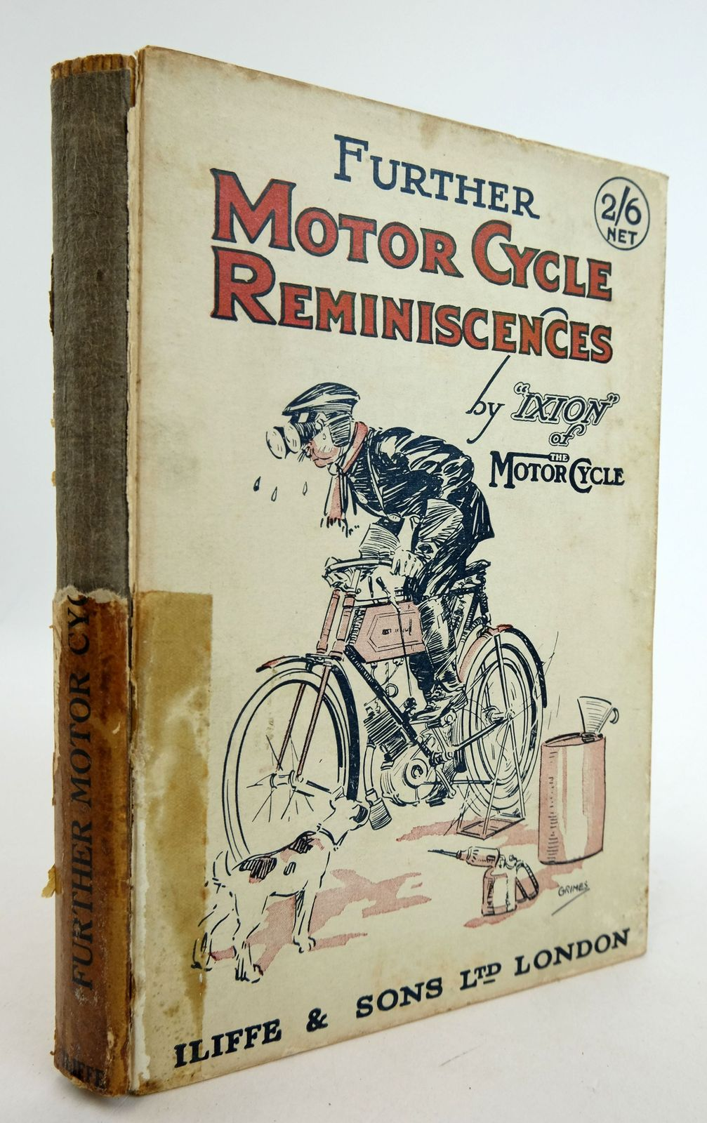 Photo of FURTHER MOTOR CYCLE REMINISCENCES- Stock Number: 1819449