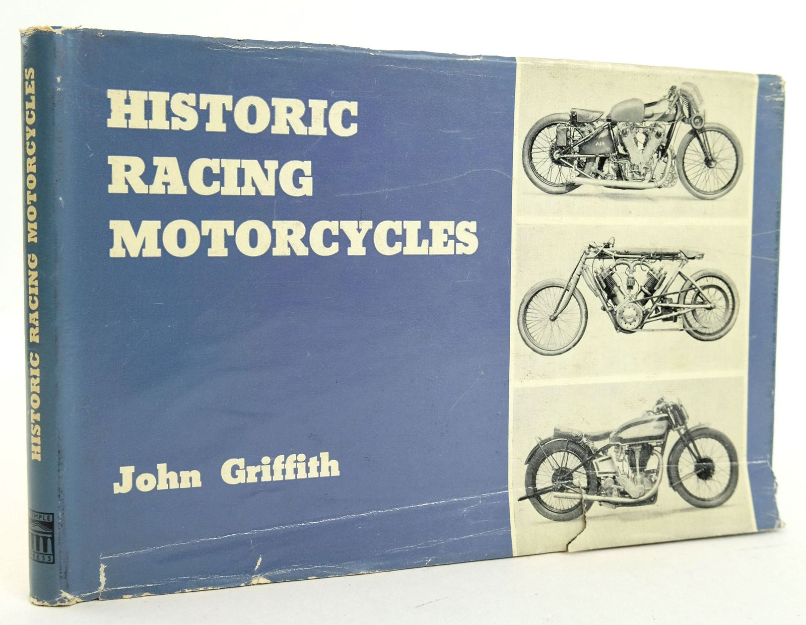 Photo of HISTORIC RACING MOTORCYCLES- Stock Number: 1819452