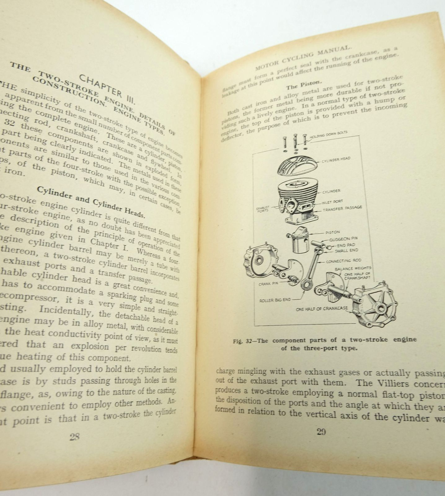 Photo of MOTOR CYCLING MANUAL published by Temple Press Limited (STOCK CODE: 1819462)  for sale by Stella & Rose's Books