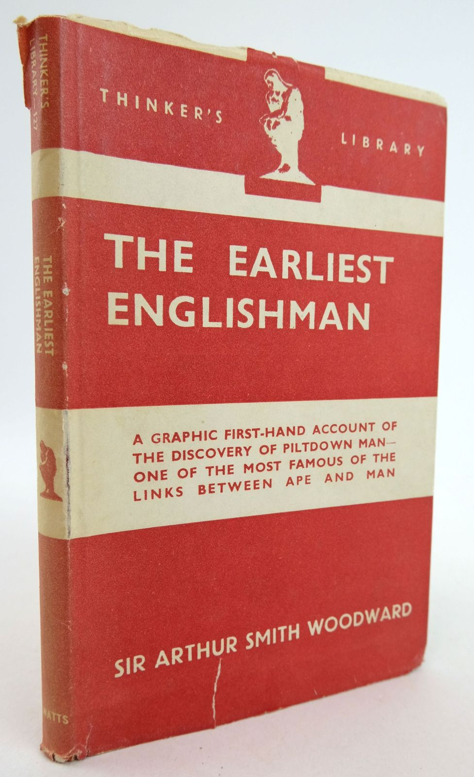 Photo of THE EARLIEST ENGLISHMAN- Stock Number: 1819483