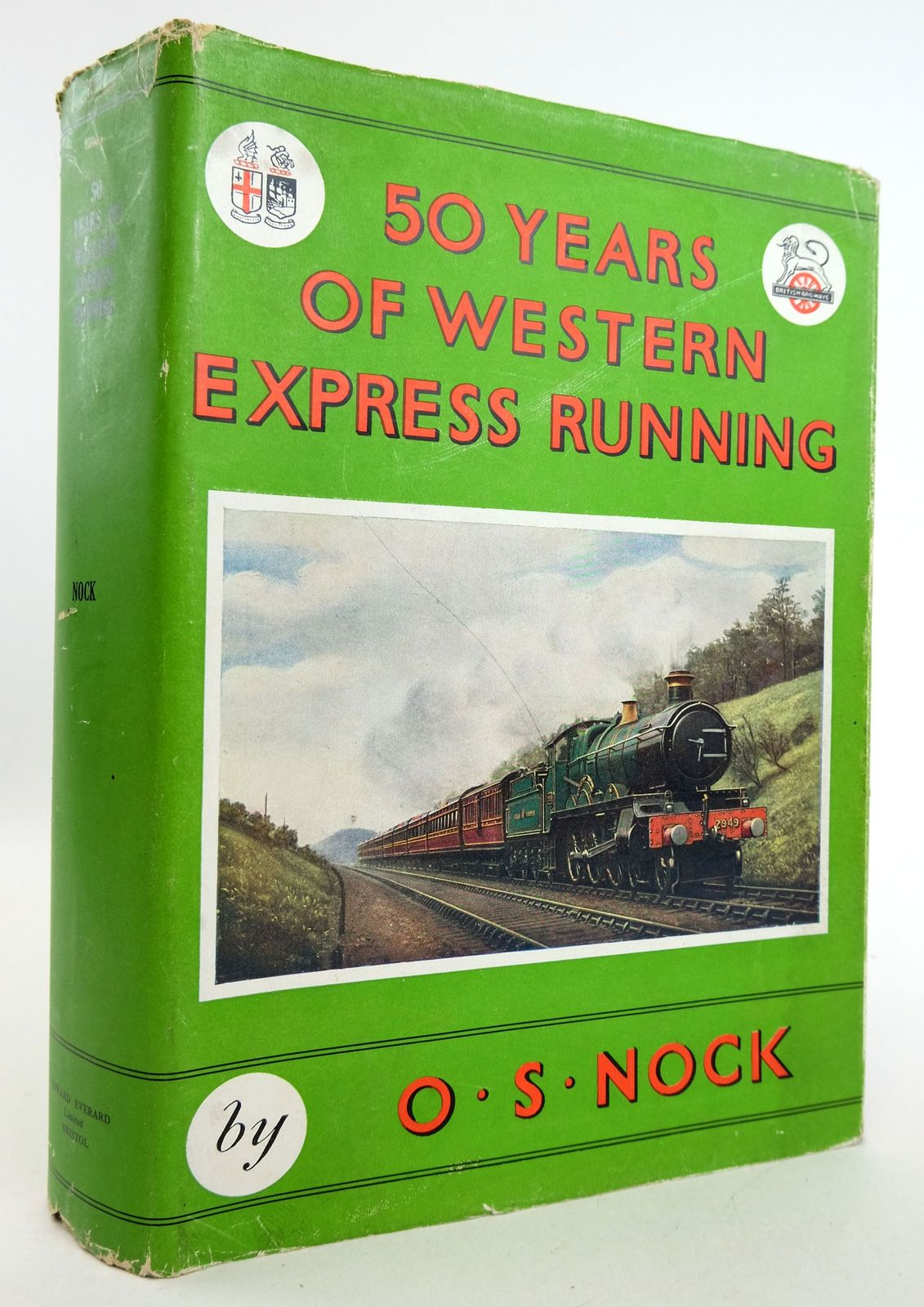 Photo of FIFTY YEARS OF WESTERN EXPRESS RUNNING- Stock Number: 1819491