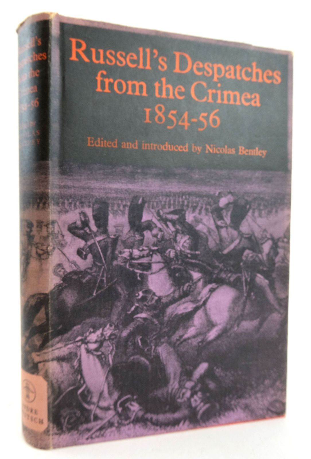 Photo of RUSSELL'S DESPATCHES FROM THE CRIMEA 1854-1856- Stock Number: 1819492