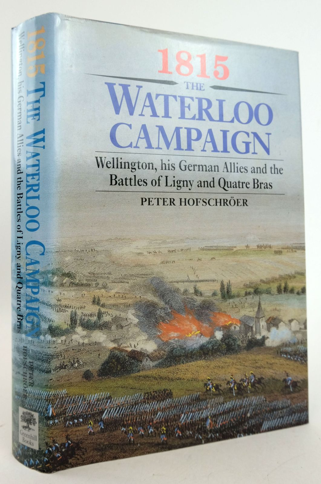 Photo of 1815 THE WATERLOO CAMPAIGN- Stock Number: 1819493