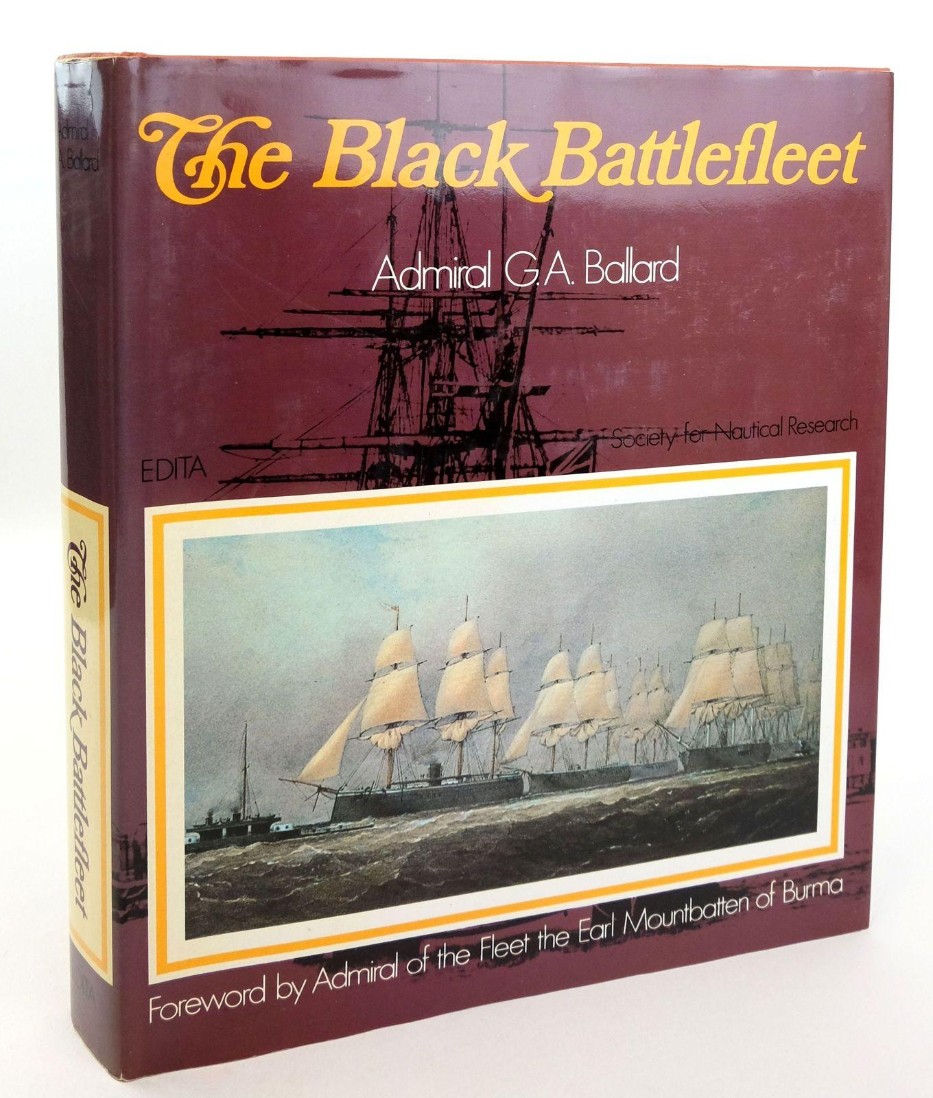 Photo of THE BLACK BATTLEFLEET- Stock Number: 1819502